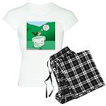 Recycling Bird Women's Light Pajamas