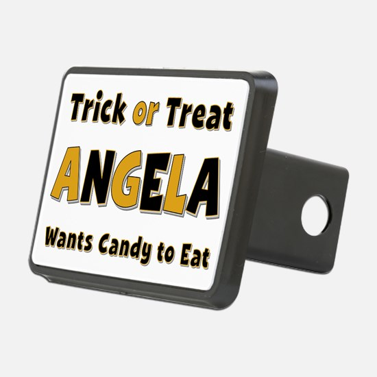 Angela Trick or Treat Hitch Cover