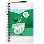 Recycling Bird Journal