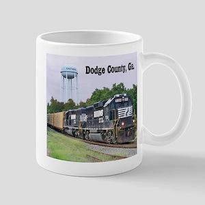 Eastman, Georgia Mug