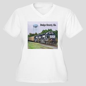 Eastman, Georgia Plus Size T-Shirt