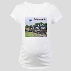Eastman, Georgia Maternity T-Shirt