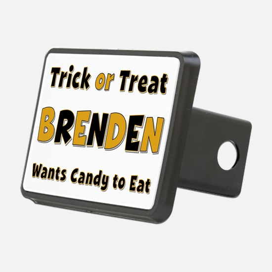 Brenden Trick or Treat Hitch Cover