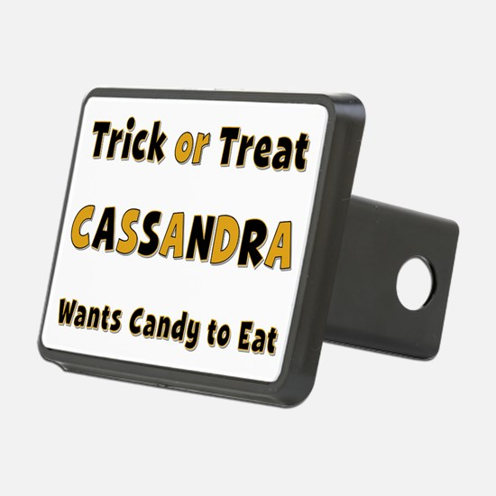 Cassandra Trick or Treat Hitch Cover