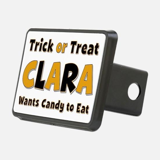 Clara Trick or Treat Hitch Cover
