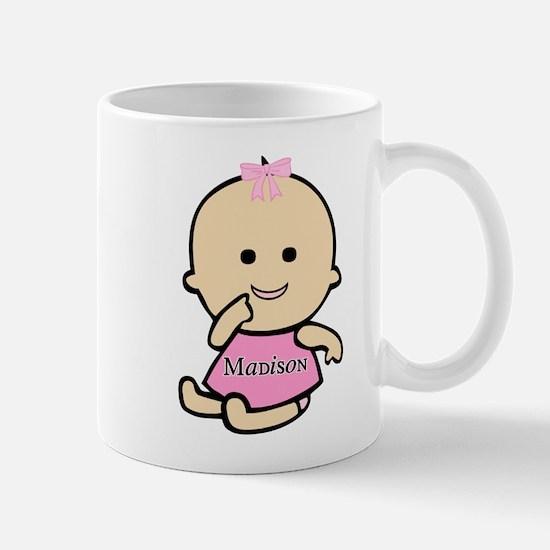 """""""Baby Madison"""" Mug"""