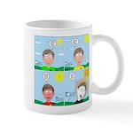 Hot Weather Hydration 11 oz Ceramic Mug