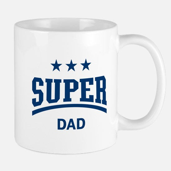 Super Dad (Blue) Mug