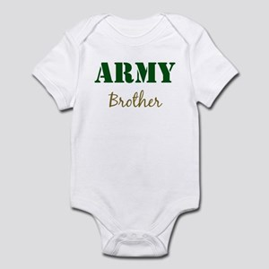 Army Brother Infant Bodysuit