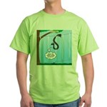 Challenge Course Snake Green T-Shirt