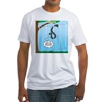 Challenge Course Snake Fitted T-Shirt