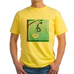 Challenge Course Snake Yellow T-Shirt