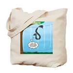 Challenge Course Snake Tote Bag