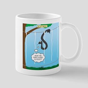 Challenge Course Snake 11 oz Ceramic Mug