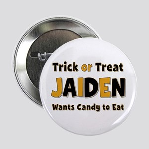 Jaiden Trick or Treat Button