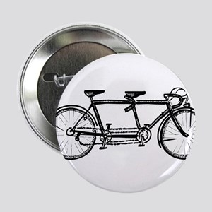 "Tandem bike 2.25"" Button"