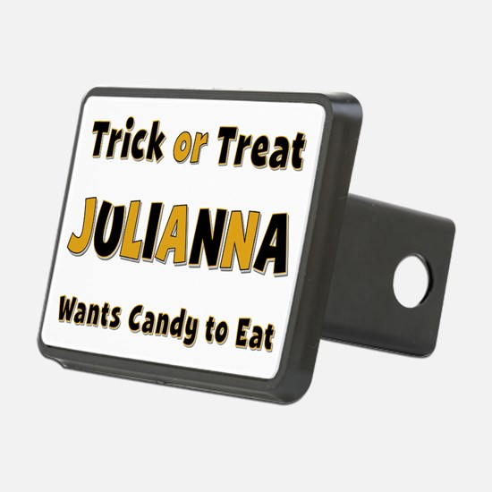 Julianna Trick or Treat Hitch Cover