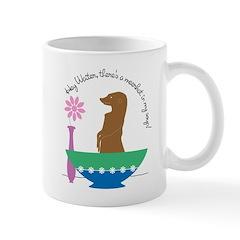 Meerkat Soup Mug