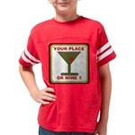 YOUR PLACE Youth Football Shirt