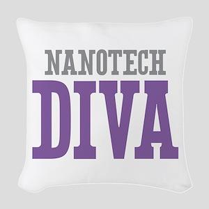 Nanotech DIVA Woven Throw Pillow