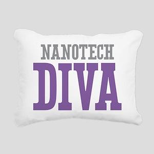 Nanotech DIVA Rectangular Canvas Pillow
