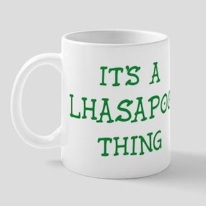 Lhasapoo thing Mug