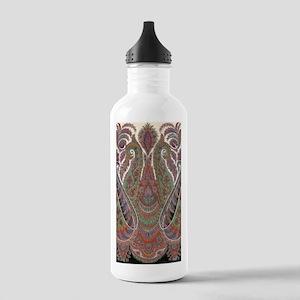 elegant peacock paisle Stainless Water Bottle 1.0L
