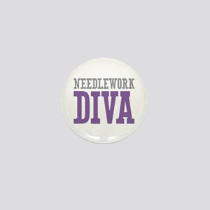 Needlework DIVA Mini Button