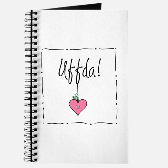 Christmas Uffda! Journal