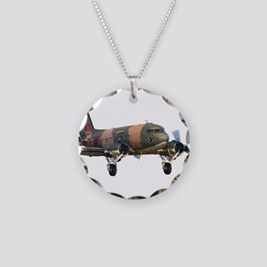 C-47 Skytrain Necklace