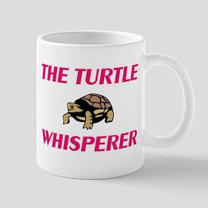 The Turtle Whisperer Mugs