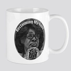 Reclaiming My Time Maxine Waters 11 oz Ceramic Mug