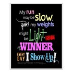I am a winner POSTER Posters