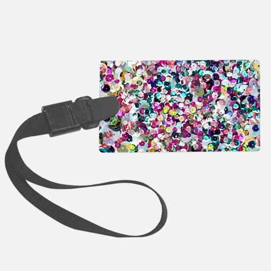 Cute Patterned Luggage Tag