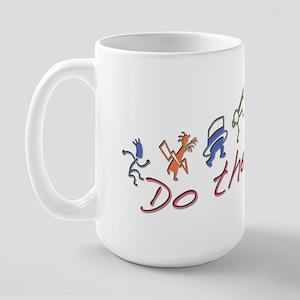 Do the Needful #1 Large Mug