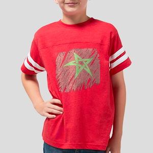 Flag2 Youth Football Shirt