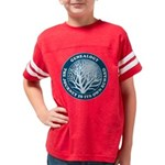journeycircle_blue Youth Football Shirt