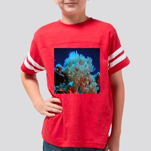 FP Flowering Coral Youth Football Shirt