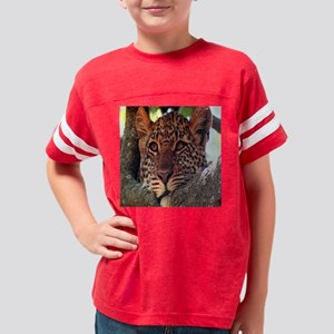 FP Leopard Youth Football Shirt