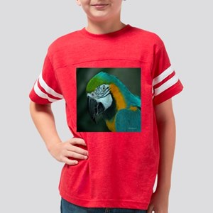 FP Macaw Youth Football Shirt