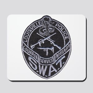 Louisville SWAT Mousepad