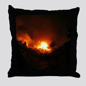 Millville fire 2013 2 Throw Pillow