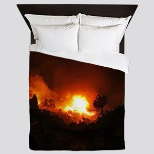 Millville fire 2013 2 Queen Duvet