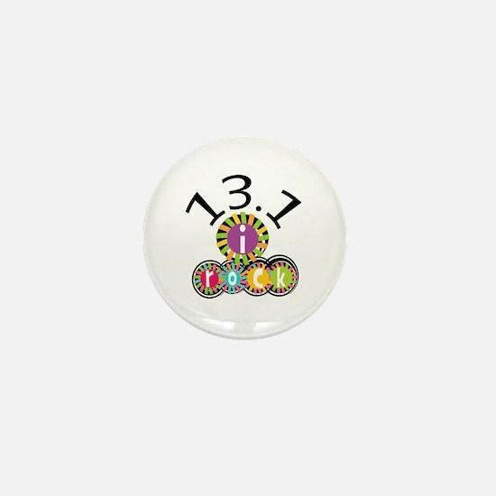 13.1 I Rock Mini Button