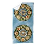 Celtic Wheel of the Year Beach Towel