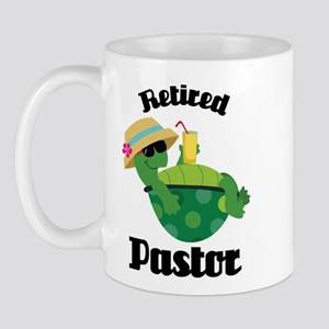 Retired Pastor Gift Mug