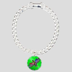 Goth Moth Bracelet