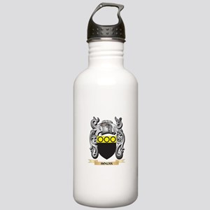 Hogan Coat of Arms - F Stainless Water Bottle 1.0L