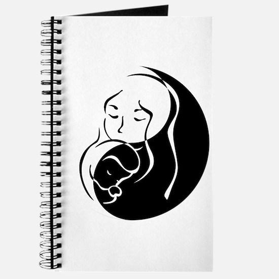 Zen Mama and Babe Journal
