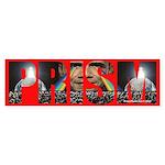 PRISM Bumper Sticker